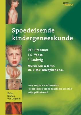 Spoedeisende Kindergeneeskunde (Paperback)