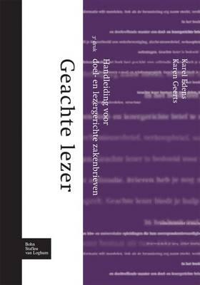 Geachte Lezer (Paperback)