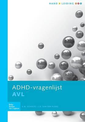 ADHD-Vragenlijst: Avl (Paperback)