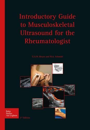 Introductory guide to musculoskeletal ultrasound for the rheumatologist (Paperback)