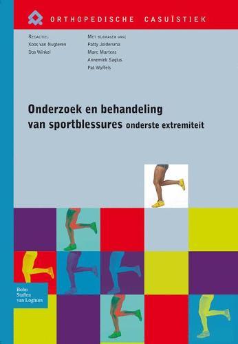 Onderzoek en behandeling van sportblessures van de onderste extremiteit - Orthopedische casuistiek 53 (Paperback)