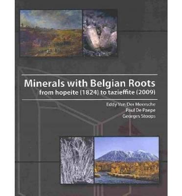 Minerals with Belgian Roots (Hardback)