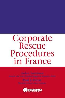 Corporate Rescue Procedures in France (Hardback)