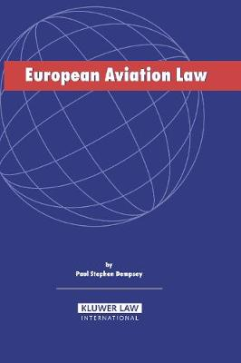 European Aviation Law (Hardback)