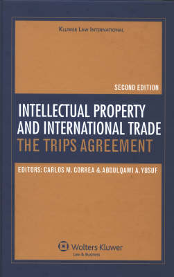 Intellectual Property and International Trade Trips Agreement (Hardback)