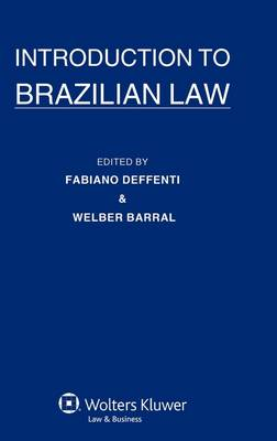 Introduction to Brazilian Law - Introduction to the Law Series (Hardback)