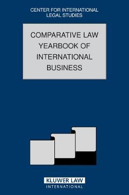 Comparative Law Yearbook of International Business 2006 - Comparative Law Yearbook of International Business v. 28 (Hardback)