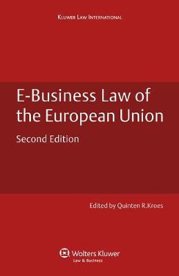 E-Business Law of the European Union (Hardback)