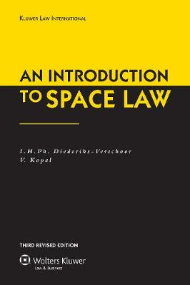 An Introduction to Space Law (Hardback)
