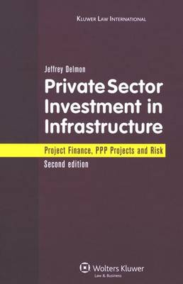 Private Sector Investment in Infrastructure: Project Finance, PPP Projects and Risk (Hardback)