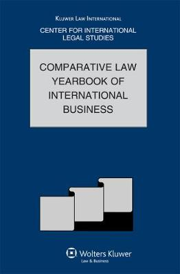 Comparative Law Yearbook of International Business: v. 31 (Hardback)