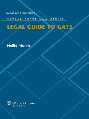 Legal Guide to GATS (Hardback)