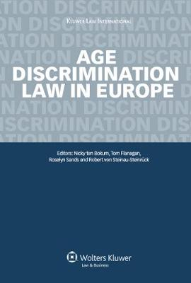 Age Discrimination Law in Europe (Hardback)