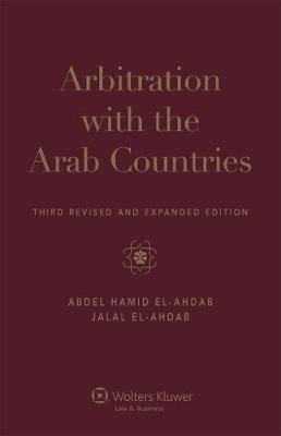 Arbitration with the Arab Countries (Hardback)