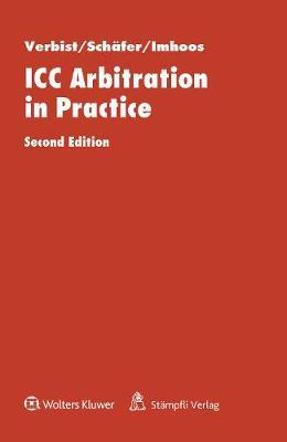 ICC Arbitration in Practice (Hardback)