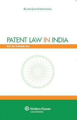 Patent Law in India (Hardback)