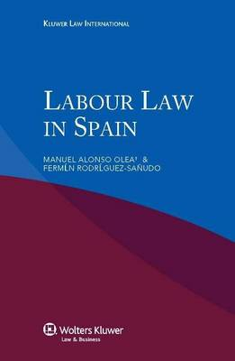 Labour Law in Spain (Paperback)