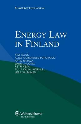 Energy Law in Finland (Paperback)