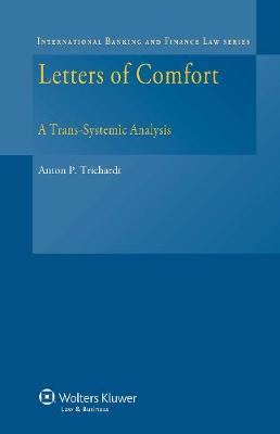 Letters of Comfort: a Trans-systemic Analysis (Hardback)