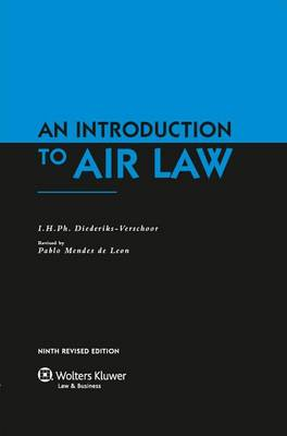 An Introduction to Air Law (Hardback)