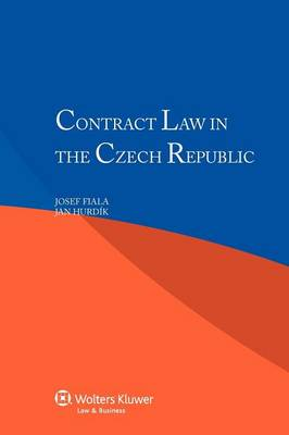 Contract Law in the Czech Republic (Paperback)