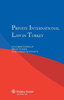 Private International Law in Turkey (Paperback)