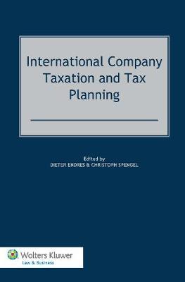 International Company Taxation and Tax Planning (Hardback)