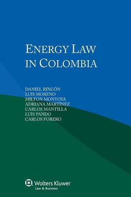 Energy Law in Colombia (Paperback)