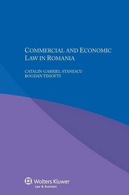 Commercial and Economic Law in Romania (Paperback)