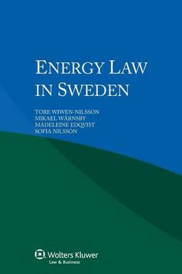 Energy Law in Sweden (Paperback)