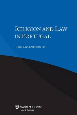 Religion and Law in Portugal (Paperback)