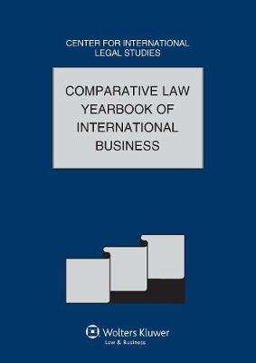 The Comparative Law Yearbook of International Business: Volume 36, 2014 (Hardback)