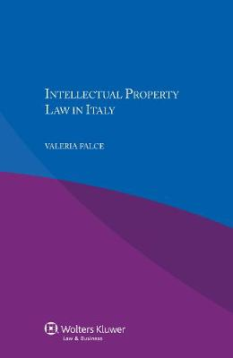 Intellectual Property Law in Italy (Paperback)