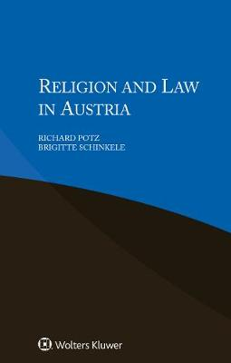 Religion and Law in Austria (Paperback)