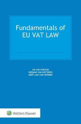 Fundamentals of EU VAT Law (Hardback)