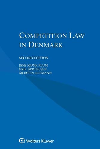 Competition Law in Denmark (Paperback)