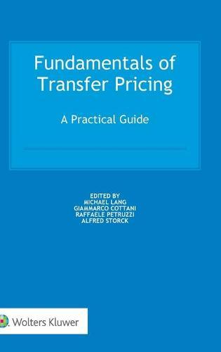 Fundamentals of Transfer Pricing: A Practical Guide (Hardback)