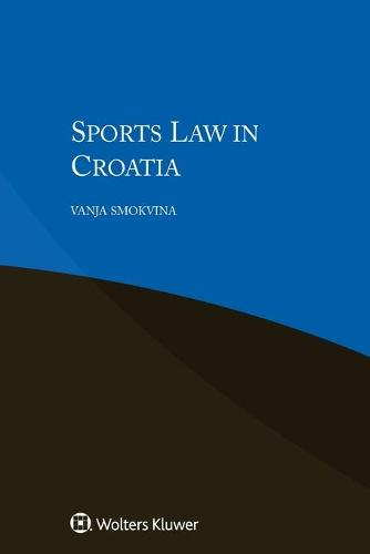 Sports Law in Croatia (Paperback)