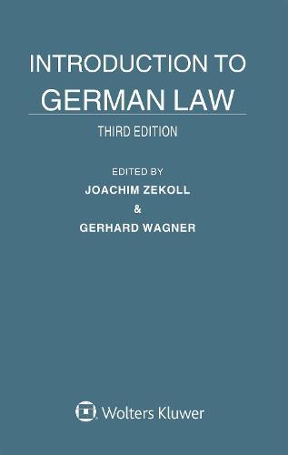 Introduction to German Law (Hardback)