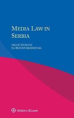 Media Law in Serbia (Paperback)