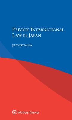 Private International Law in Japan (Paperback)