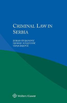 Criminal Law in Serbia (Paperback)
