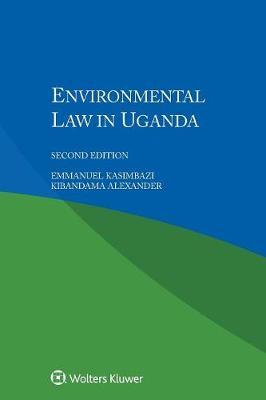 Environmental Law in Uganda (Paperback)