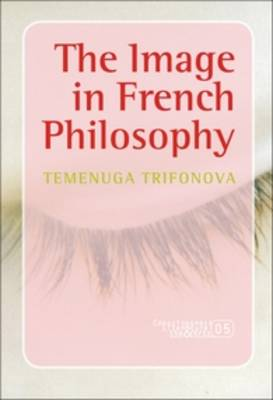 The Image in French Philosophy - Consciousness, Literature and the Arts 5 (Paperback)