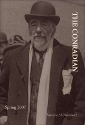 The Secret Agent: Centennial Essays - The Conradian 32:1 (Paperback)