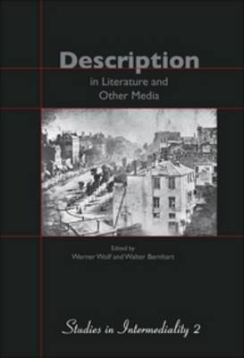 Description in Literature and Other Media - Studies in Intermediality 2 (Hardback)