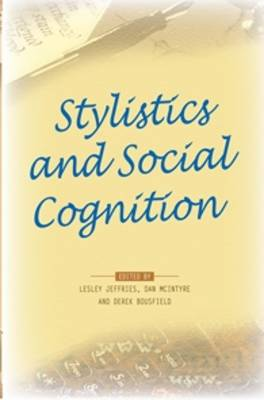 Stylistics and Social Cognition - PALA Papers 4 (Paperback)