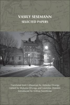 Selected Papers - On the Boundary of Two Worlds 21 (Paperback)
