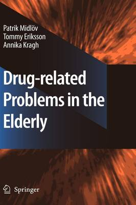 Drug-related problems in the elderly (Hardback)