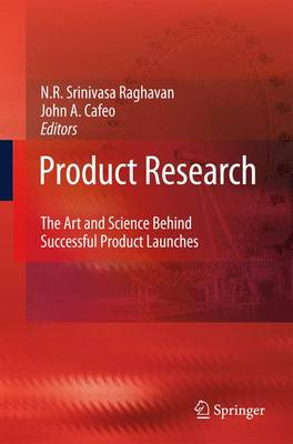 Product Research: The Art and Science Behind Successful Product Launches (Hardback)